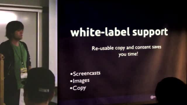 Mason James: Supporting WordPress