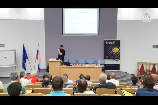 Vladimír Smitka: Vladimír Smitka - Nejčastější technické problémy WordPress webů