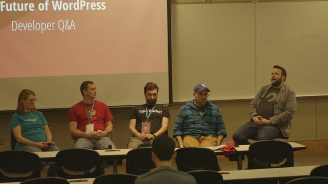 Developer QandA: The Future of WordPress