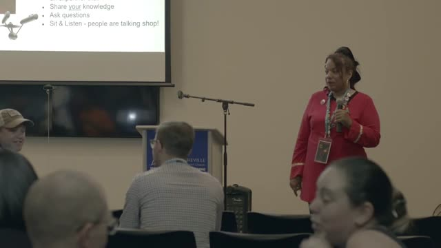 Aida Correa: So, You're at a WordCamp - Now what?