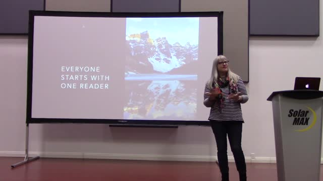 Christine Tremoulet:  Why WordPress Matters: The Power of Story