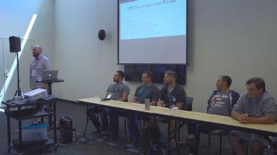 Panel Discussion: Development