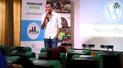 Douglas Kihoro: Blogging and Content Creation