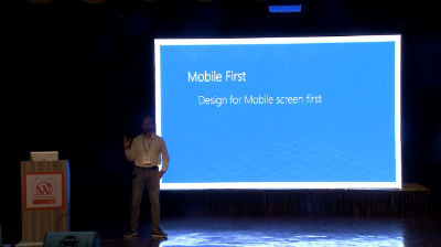Vikram Kulkarni: Crafting Mobile First – A Developers Point of View