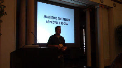 Ross Johnson: Mastering the Design Approval Process