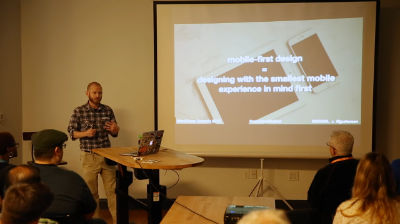 Jesse Petersen: Mobile-First Design: How and Why Mobile Design Comes First