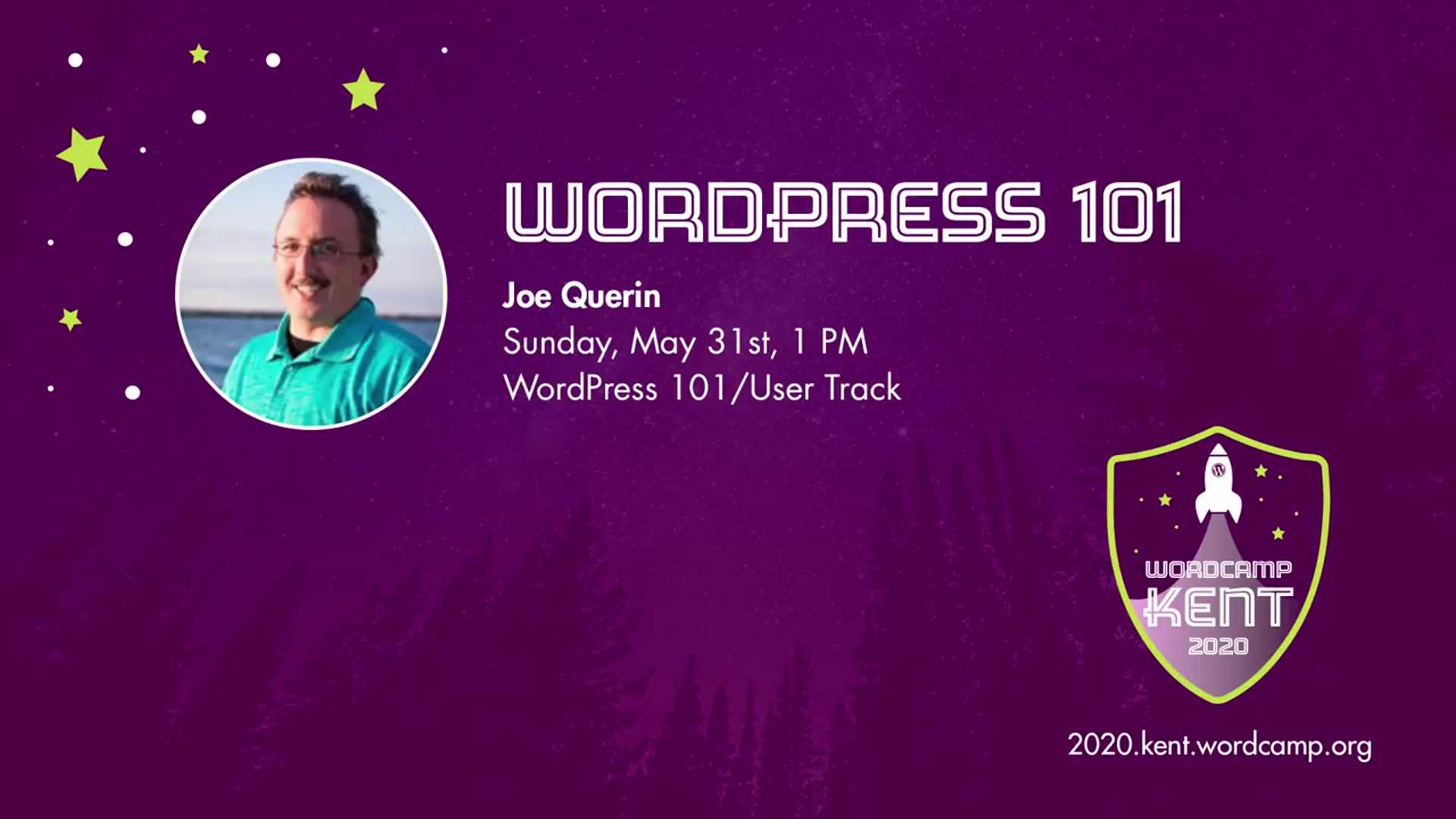 Joe Querin: WordPress 101 (Session Three)