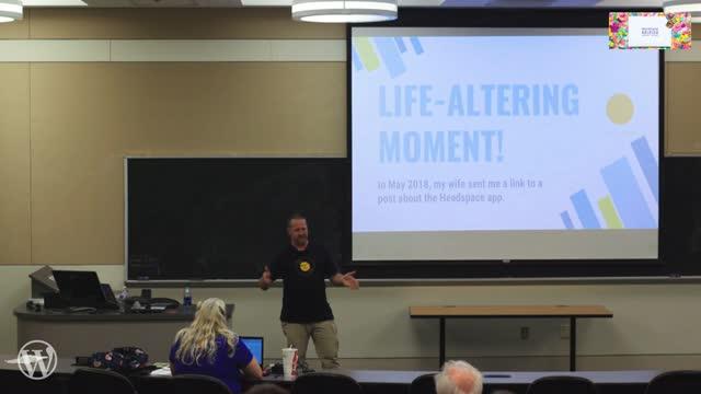 Eric Kuznacic: Meditate Your Way To Better Mental Health