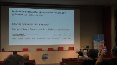 Sandra Boulou: Les 5 clés d'un e-commerce gagnant