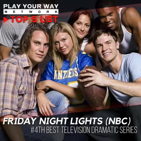 TV: Play Your Way Network's Top 5 Television Dramas of All