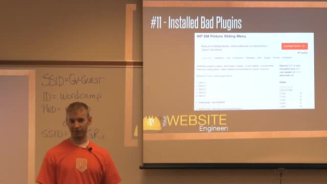 Dustin Hartzler: 13 WordPress Mistakes to Avoid