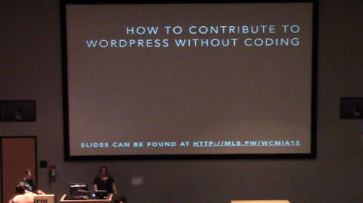 Michele Butcher: How To Contribute to WordPress Without Coding