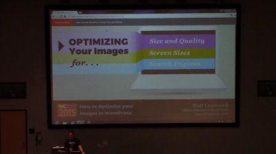 Matt Cromwell: How To Optimize Your WordPress Site - WordPress.tv