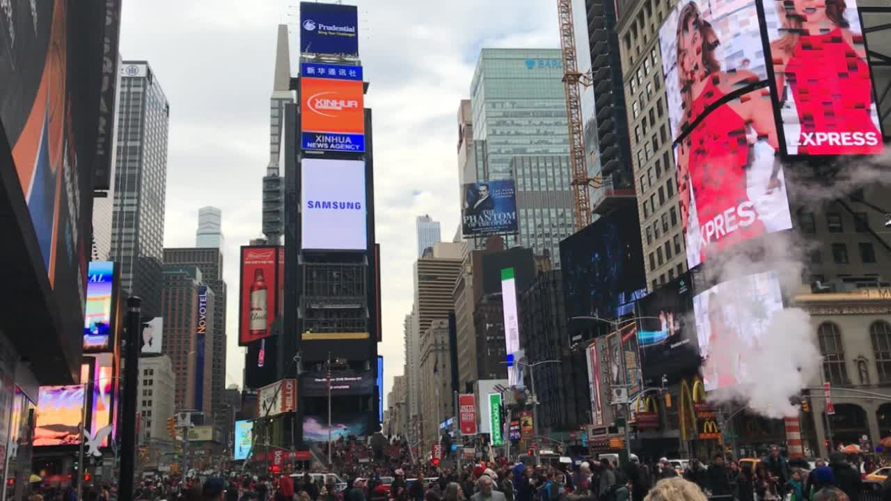 The Big Apple: NYC – The adventures of a flight attendant