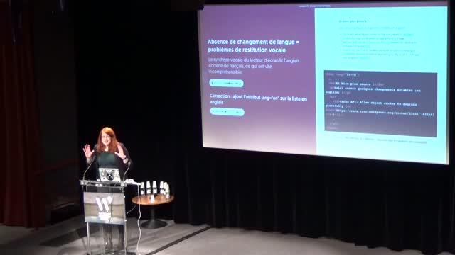 Marie Guillaumet: 8 conseils pour rendre votre thème WordPress plus accessible !
