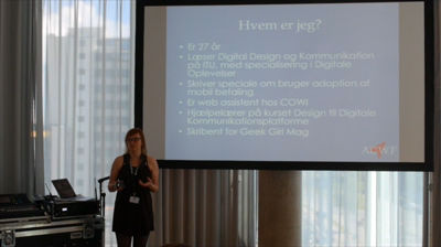 Cathrine Wind Fallesen: Responsivt design
