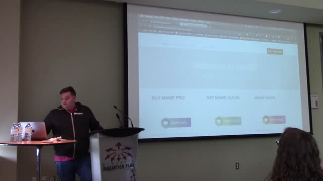Nick Adams: Tools for Local WordPress Development