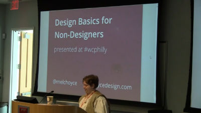 Mel Choyce: Design Basics for Non-Designers