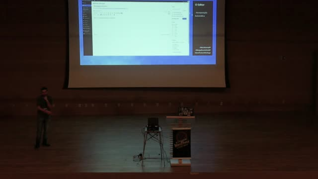 Ricardo Braz: Mergulhando no WordPress