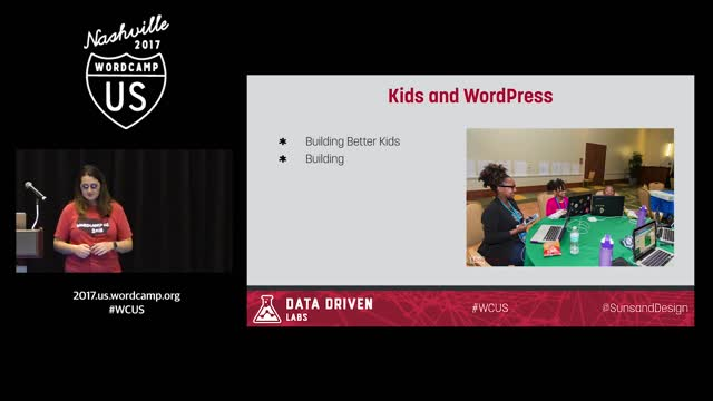 Sandy Edwards: Kids and Code: The Facts and The Future