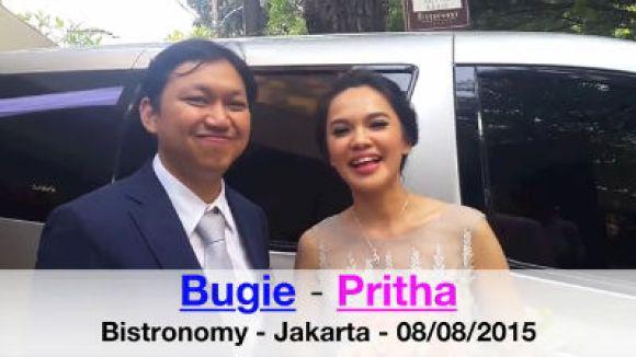 Sewa_mobil_pengantin_Jakarta_bistronomy_wedding_Pritha_dan_Bugie