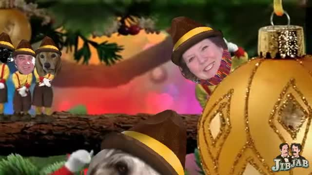 Jibjab Christmas.Jibjab Barking Dog Studio