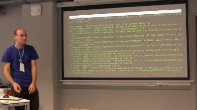 Nathanaël Martel: Coder sans navigateur