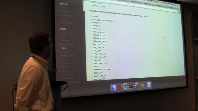 Brian Hoke: Leveraging the Wordpress REST API to Syndicate Content