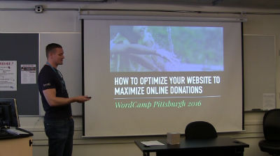 Devin Walker: How To Optimize Your WebsiteTo Maximize Online Donations
