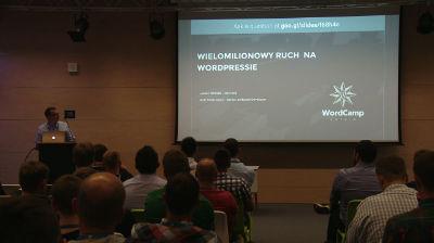 Łukasz Wilczak: Wielomilionowy ruch na WordPressie
