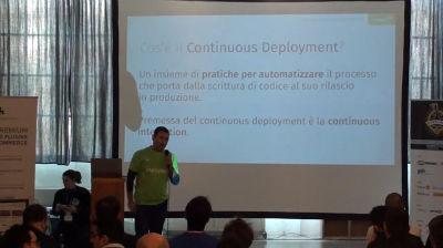 Giuseppe Mazzapica: Continuously delivering WordPress