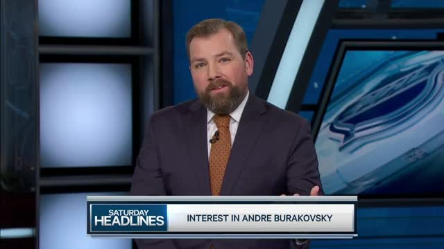 13296afdb6f Report  Canucks Have Inquired About Capitals Forward Andre Burakovsky