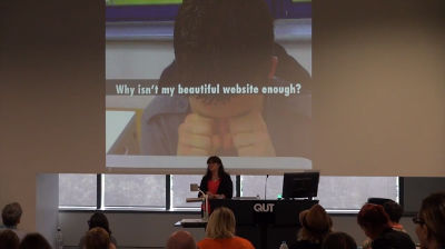 Jo Grey: Why Isn't My Beautiful Website Enough?