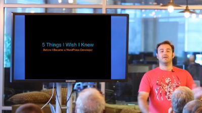 Adam Soucie: Everything I Wish I Knew About WordPress Before I Started