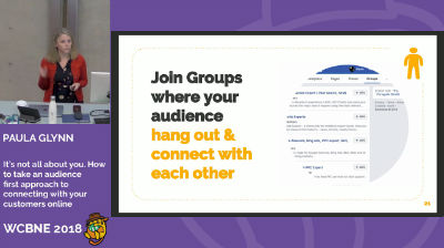 Paula Glynn: It's Not all About you. How to Take an Audience First Approach to Connecting with Your Customers