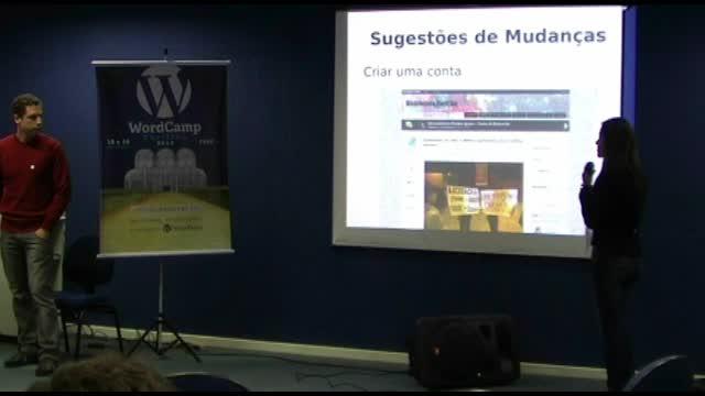 Fabianne Balvedi: Estudo de Caso do Site da Bicicletada de Curitiba