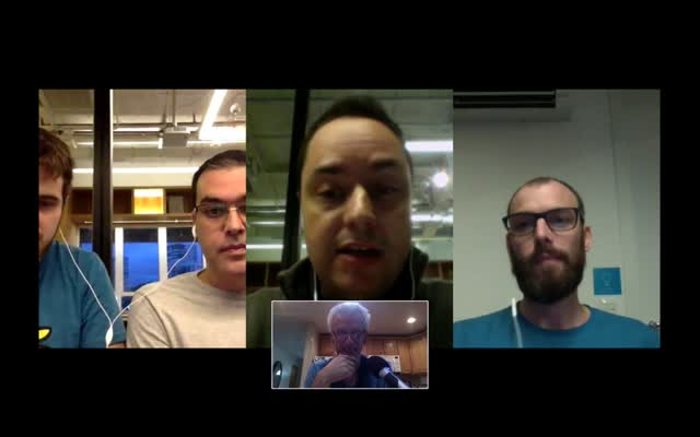 WordPress Community Interview With Marco Andrei Kichalowsky, Rodrigo Donini, Gustavo Tagliassuchi a