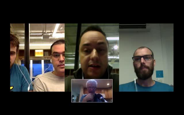 WordPress Community Interview With Marco Andrei Kichalowsky, Rodrigo Donini, Gustavo Tagliassuchi a