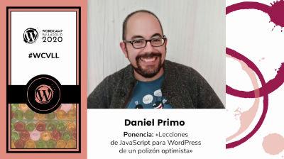 Daniel Primo: Lecciones de JavaScript para WordPress de un polizón optimista