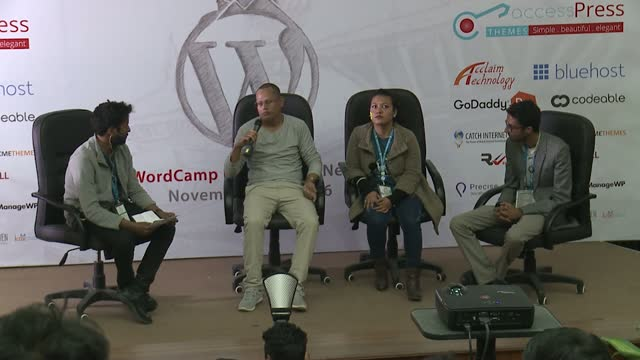 Panel Discussion: Kickstarting Your Career in WordPress