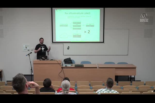 Vladimír Smitka: Freestyle prednáška