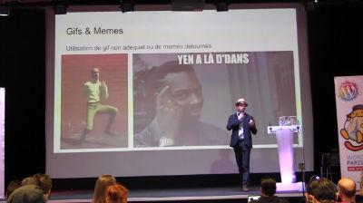 Julio Potier: Comment (ne pas) proposer une conférence et faire ses slides