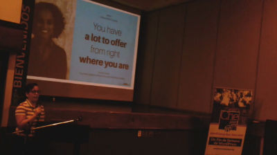 Ana Laura Mora: Empoderamiento Digital de Mujeres