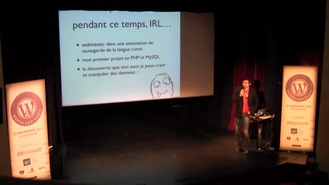Michel Valdrighi : Les origines de WordPress - la naissance de b2/cafelog