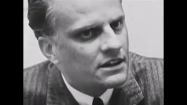 Billy Graham and His Secret Life