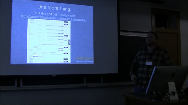 Sam Hotchkiss: WordPress as a Web App Framework