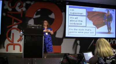 Amanda Blum: WTF do I put on my site? Info architecting & site strategy