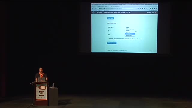John Hawkins: Introduction to Multisite