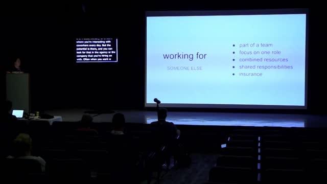 Cate DeRosia: Working in WordPress