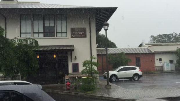 Panama Rainy Season